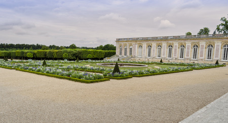 The Gardens of the Grand Trianon - Versailles, France