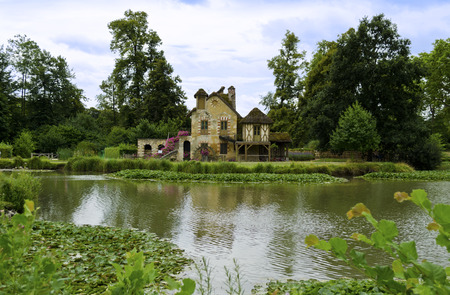 Le  located in the Trianon - Versailles, France