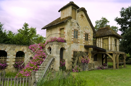 Le  located in the Queen s Hamlet - Versailles, France