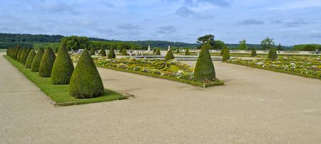 sud: Parterre Sud - Versailles, France