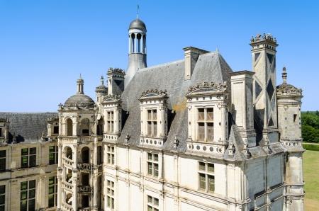 chambord: Castle of Chambord France Editorial