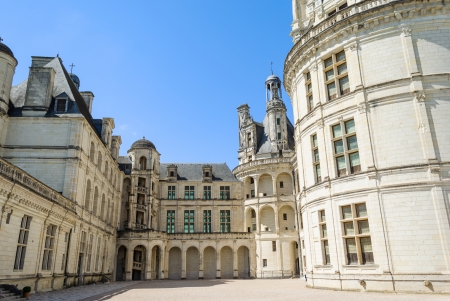 chambord: Castle of Chambord  France