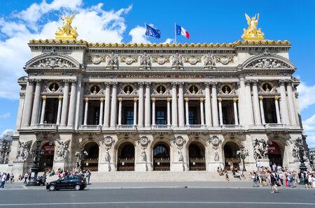 musique: Palais de lOpera in Paris  France