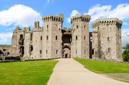 Raglan Castle – Wales, United Kingdom