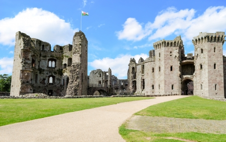 Raglan Castle � Wales, United Kingdom photo