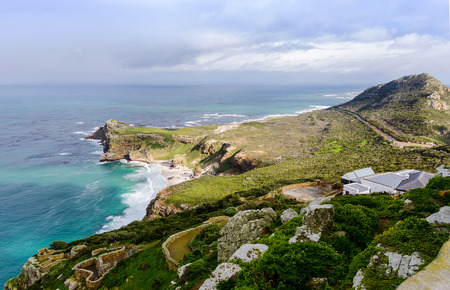 cape of good hope: Cape Point Peninsula in Cape Town South Africa