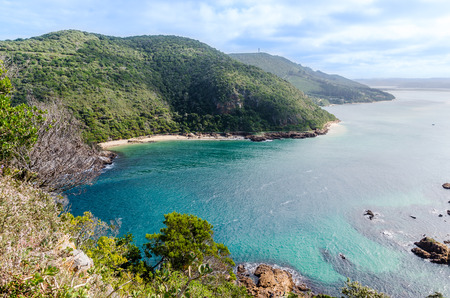 Knysna Heads in South Africa