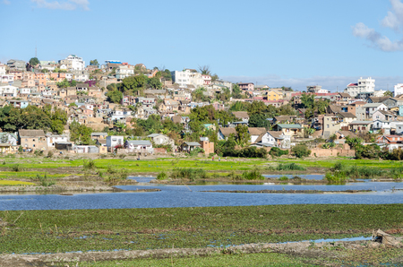 madagascar: Views of Antananarivo Madagascar