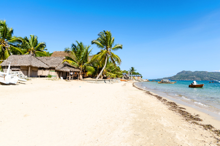 The beautiful island of Nosy Komba Madagascar