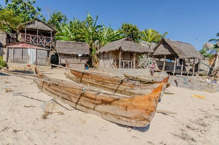 The beautiful island of Nosy Komba Madagascar