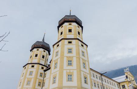 tirol: Stift am Stams in Tirol Austria