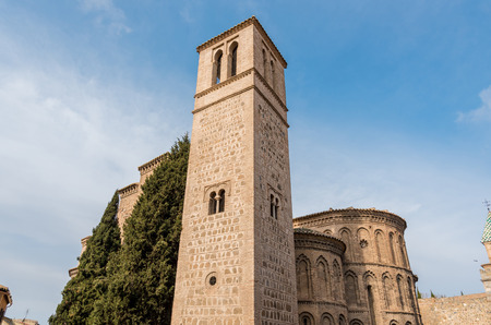 Church of Santiago de Arrabal - Toledo, Spain