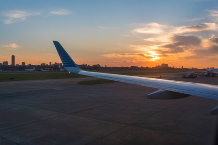 Sunset on Buenos Aires – Argentina