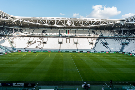 Juventus Stadium is home to one of the main football teams in Italy FC Juventus