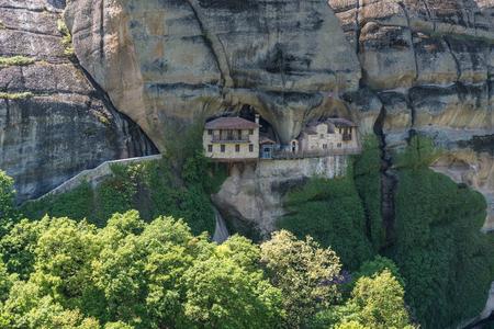 Ypapanti Monastery in Meteora, Northern Greece Reklamní fotografie