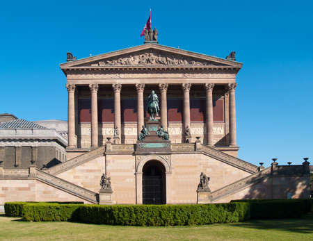 Old Nationalgallery (Alte Nationalgalerie) of Berlin