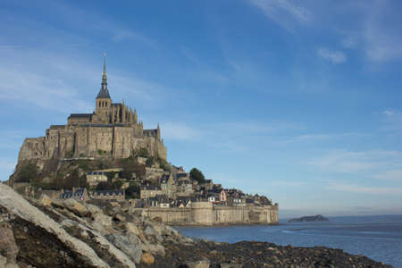 michel: Mont Saint Michel, France