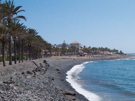 beaches of Tenerife, Spain photo