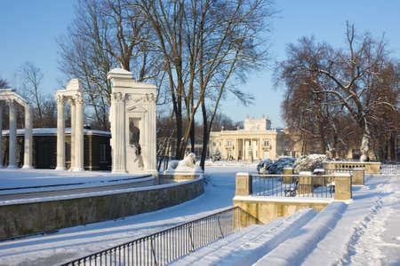 Winter in king