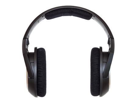 unbranded: Unbranded headphones isolated on a white background