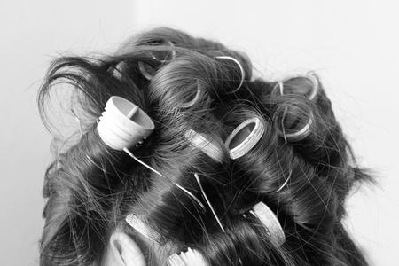 untangle: Hair Curlers