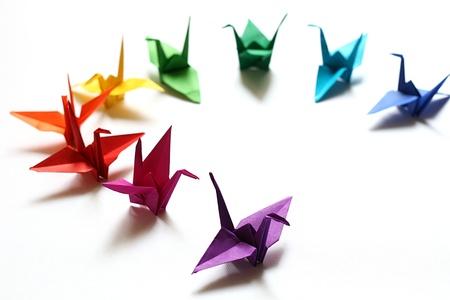 origami oiseau: Origami
