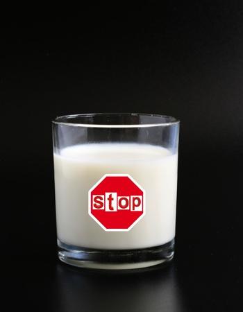 intolerancia: la leche de la intolerancia