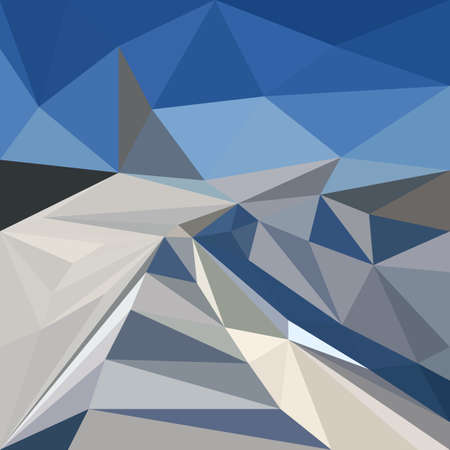 Vector background. Illustration of abstract texture with triangles. Low poly style. Pattern design for banner, poster, flyer, card, postcard, cover, brochure.