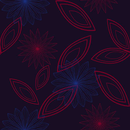 This seamless pattern is suitable for fabrics, textiles, gift wrapping, wallpaper, background, backdrop or whatever you want to create according to your creativity.