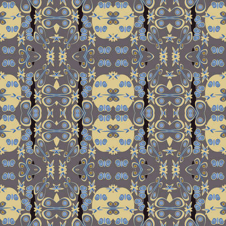 This seamless pattern is suitable for fabrics, textiles, gift wrapping, wallpaper, background, backdrop or whatever you want to create according to your creativity
