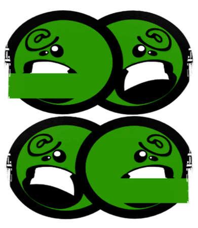 Yin Yang-teken Stock Illustratie