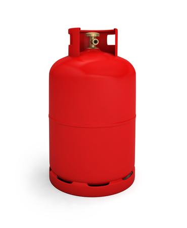 cilindro de gas tanque de botella propano butano