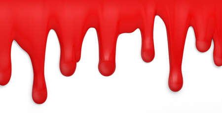 paint drop blood bloody red art watercolor flow flowing background 3D 스톡 콘텐츠