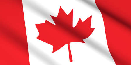 flag of Canada canadian