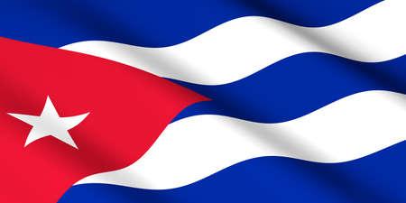 flag of Cuba Cuban