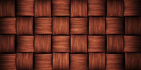 braided weaving texture wallpaper background backdrop 3D illustration