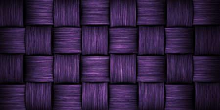braided weaving texture wallpaper background backdrop 3D Stok Fotoğraf