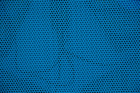 BLUE grille photo