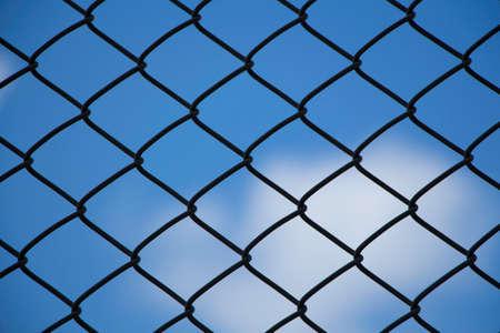 Net sky  photo