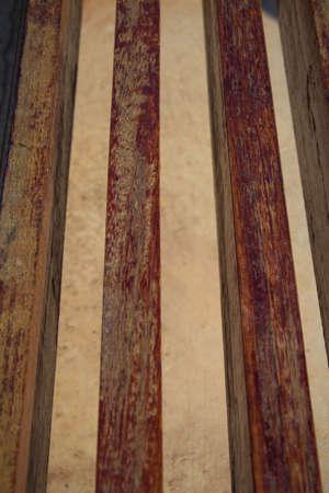 aslant: Wood background