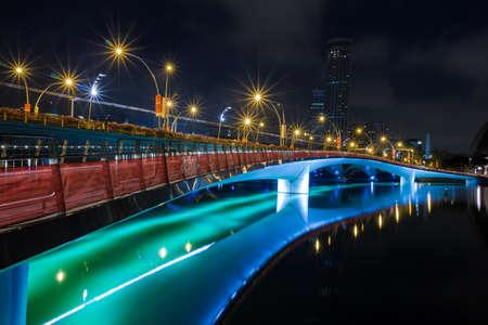 jubilee: The Jubilee Bridge leading to Singapore Editorial