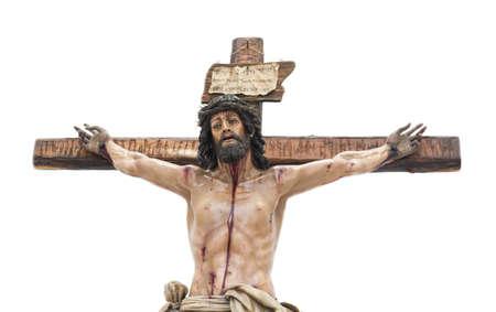 the passion of christ: Photo crucifix crista
