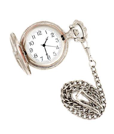 reloj antiguo: relojes antiguos Foto de archivo