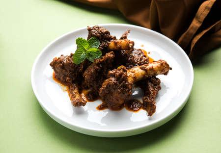 Bhuna  Mutton  Bhuna Gosht  Indian lamb curry