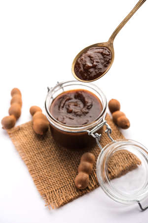 Tamarind Or Imli Fresh Puree, Paste from Pulp