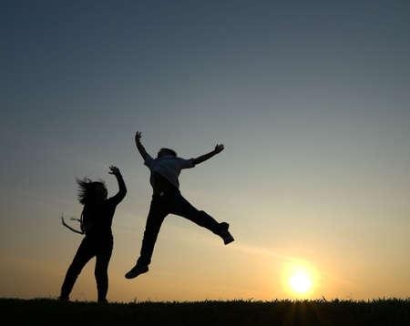 exuberance: Jump for Joy
