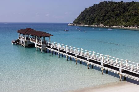 perhentian: Malaysia dock - Perhentian Island