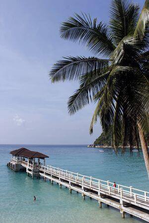 perhentian: Dock Malaysia (Perhentian Islands)