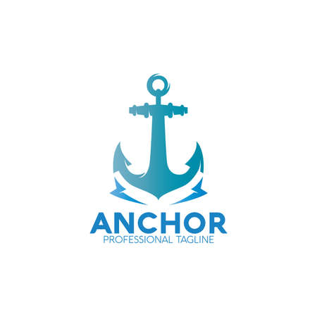 Anchor icon Ilustração