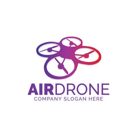 Air Drone icon Ilustração
